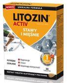Litozin Activ x 30 tabletek
