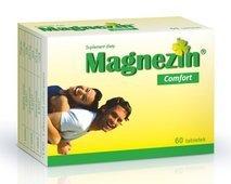 MAGNEZIN COMFORT 125mg x 60 tabletek