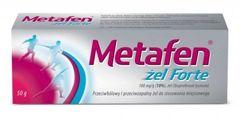 METAFEN Forte 100mg/g żel 50g