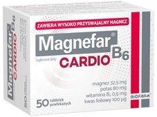 Magnefar B6 Cardio x 60 tabletek