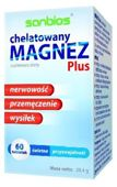 Magnez Plus x 60 tabletek