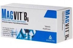 Magvit B6 x 50 tabletek