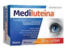 Mediluteina x 30 kapsułek