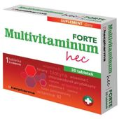 Multivitaminum hec Forte x 30 tabletek