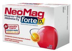 NEOMAG Forte D3 x 50 tabletek