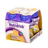 NUTRIDRINK Protein smak waniliowy 4 x 125ml