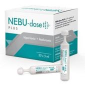 Nebu-Dose Plus x 30 ampułek