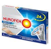Nurofen Mięśnie i Stawy plastry lecznicze x 4 sztuki