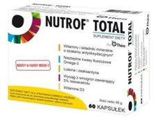 Nutrof Total z Wit. D3 x 60 kapsułek