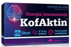 OLIMP KofAktin smak cytrynowy x 8 saszetek typu stick