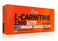 OLIMP L-Carnitine 1500 Extreme Mega Caps x 120 kapsułek