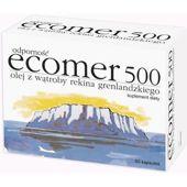 Odporność Ecomer 500 x 60 kapsułek