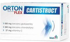 Orton Flex Cartistruct x 120 tabletek - data ważności 30-11-2019