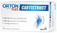 Orton Flex Cartistruct x 60 tabletek