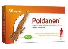 Poldanen 40mg x 30 tabletek