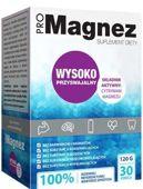 ProMagnez Cytrynian Magnezu x 30 saszetek