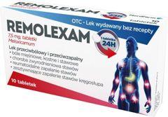 Remolexam 7,5mg x 10 tabletek