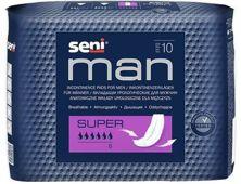SENI MAN SUPER Wkładki urologiczne x 10 sztuk