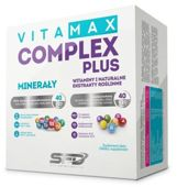 SFD Vitamax Complex x 60 tabletek + 60 tabletek - data ważności 30-06-2019r.