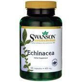 SWANSON Echinacea 400mg x 180 kapsułek