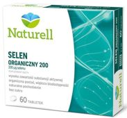 Selen Organiczny 200 x 60 tabletek