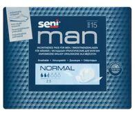 Seni Man Normal Wkłady urologiczne x 15 sztuk