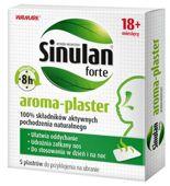 Sinulan Forte Aroma x 5 plastrów