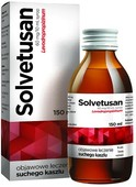 Solvetusan 0,06g/10ml syrop 150ml
