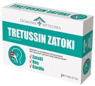 TRETUSSIN ZATOKI x 30 tabletek