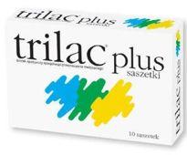 Trilac Plus x 10 saszetek - data ważności 30-09-2018r.