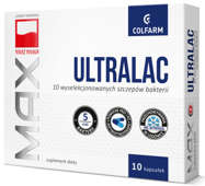 ULTRALAC RICH x 10 kapsułek