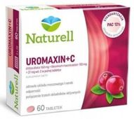 Uromaxin + C x 60 tabletek