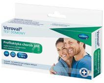 VEROVAL Test domowy Profilaktyka chorób jelit  x 1 sztuka - data ważności 30-09-2019