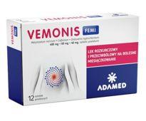Vemonis Femi x 12 tabletek