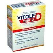 Vitole D 2000 I.U x 60 kapsułek