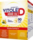 Vitole D 4000 IU x 90 kapsułek