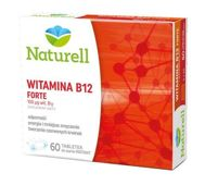 Witamina B12 Forte x 60 tabletek do ssania