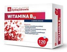 Witamina B12 x 120 tabletek