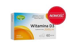 Witamina D3 2000 j.m. x 60 tabletek