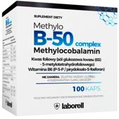 Witamina Methylo B-50 complex x 100 kapsułek