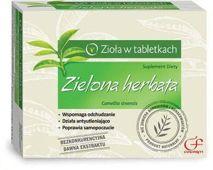 ZIELONA HERBATA x 60 tabletek