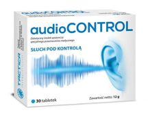 audioCONTROL x 30 tabletek
