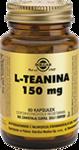 SOLGAR L-Teanina 150mg x 60 kapsułek