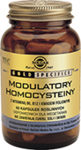 SOLGAR Modulatory homocysteiny z witaminą B6, B12 i Kwasem Foliowym x 60 kapsułek