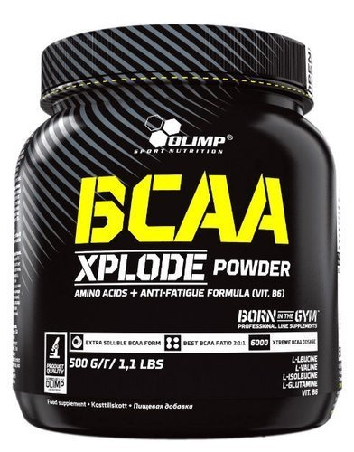 19542a65f5ed OLIMP BCAA Xplode powder lemon 500g