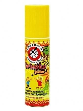 80270957b3f2 ORINOKO Junior spray 90ml