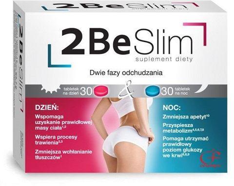 2Be Slim x 60 tabletek