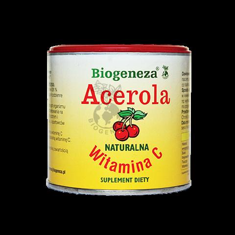 ACEROLA-WITAMINA C 100g