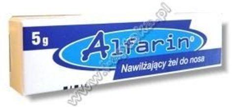 ALFARIN żel 5g