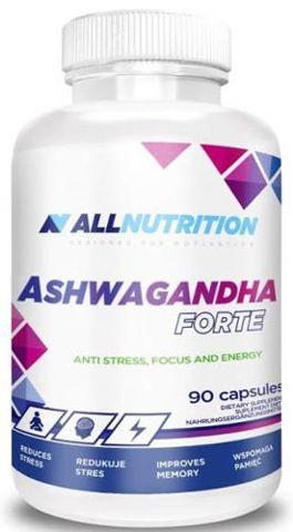ALLNUTRITION Ashwagandha Forte x 90 kapsułek